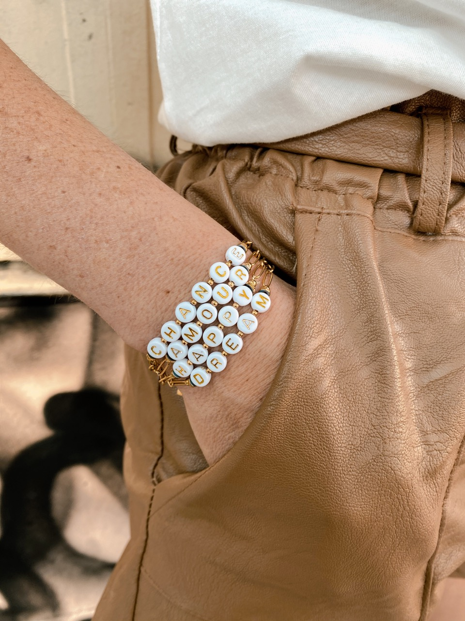 bracelet chane amour happy dream 2