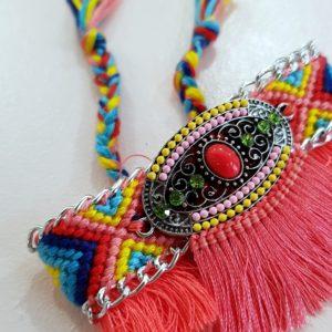 Bracelet brésilien AVA Rose shopinlive