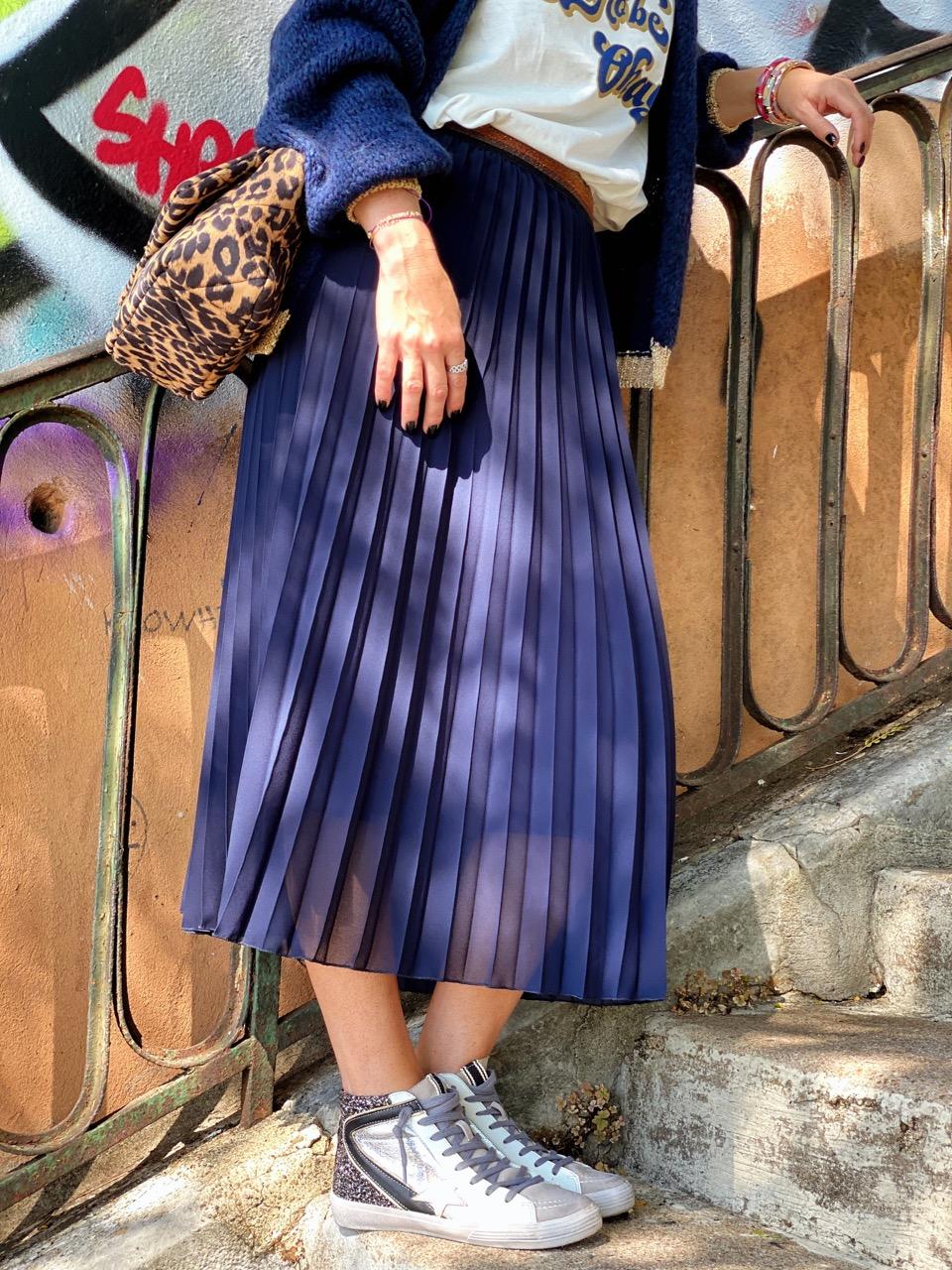 look jupe sylvia bleu navy 5
